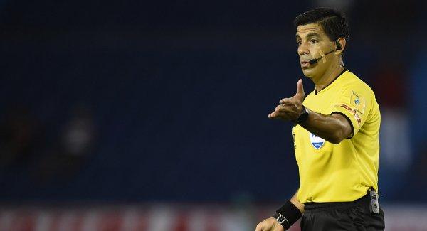 Объявлен главный арбитр на матч Россия - Египет