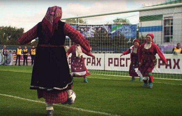 71-летняя фанатка футбола из Волгограда комментирует матчи и организовывает экскурсии
