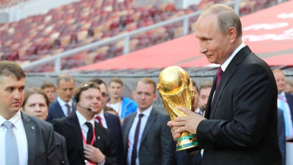 Экспертам удалось узнать причину отсутствия Путина на ЧМ-2018