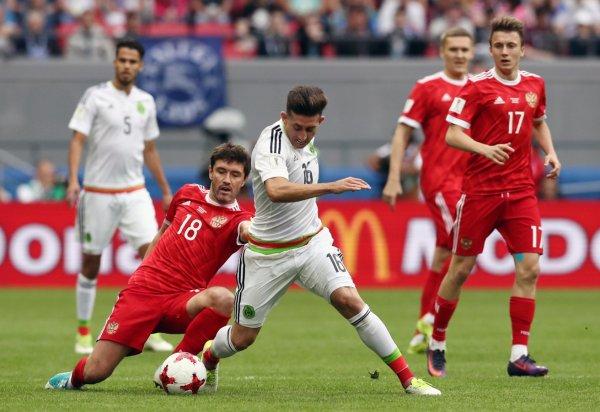 Эксперт рассказал, почему у России не было шансов в матче с Хорватией